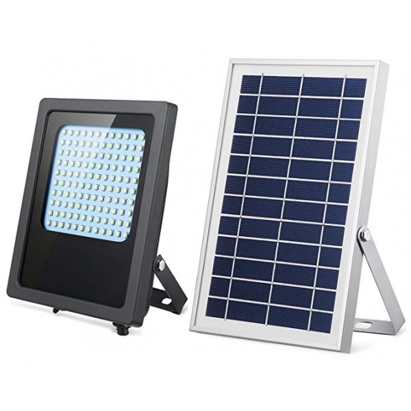 120LED Solar Flood Light Weatherproof Solar Powere...